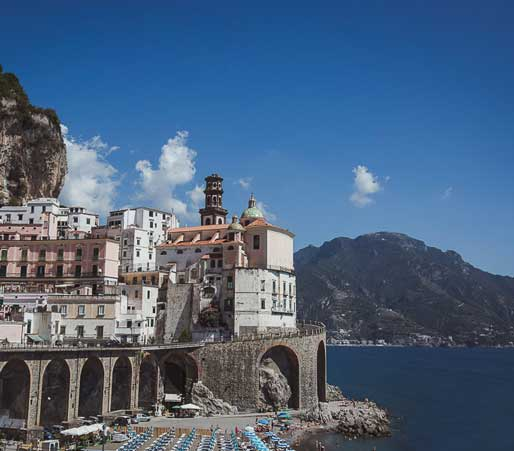 Atrani on the Amalfi Coast