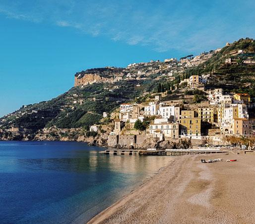 Amalfi Coast hamlets