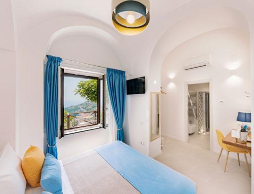 Junior Suite Room at Monte Brusara Relais